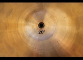 "Paiste 2002 Crash 20"" Black Label"