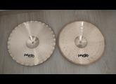 Paiste Alpha Sound Edge Hi-Hat 14''