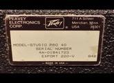 Peavey Studio Pro 40