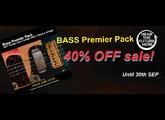 Premier Sound Factory Bass Premier Pack