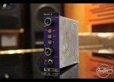 Purple Audio Pants