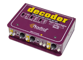 Radial Engineering Decoder