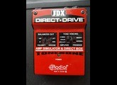 Radial Engineering JDX Direct-Drive amp simulator