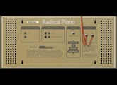 Reason Studios Radical Piano Rack Extension