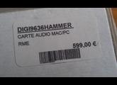 RME Audio DIGI9636 Hammerfall