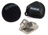 RØDE iXY with wind muff and case