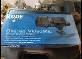 RODE Stereo Videomic