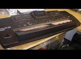 Roland E96 Boutons