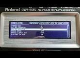 Roland GR-55S