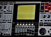 Roland MC-909 Sampling Groovebox