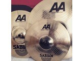 Sabian AA Metal Performance Set