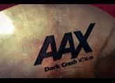 Sabian AAX Dark Crash 14""