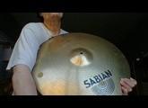 "Sabian AAX Dry Ride 21"" (86488)"