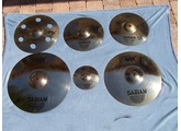 Sabian AAX X-Plosion Hats 14''