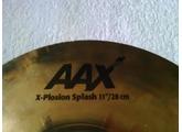 "Sabian AAX X-Plosion Splash 11"""