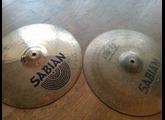 Sabian B8 Pro Heavy Hats 14''