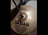 "Sabian HH Fusion Hats 13"""
