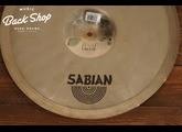 """Sabian HHX Evolution Effeks Crash 17"""""""