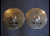 "Sabian Vault Hats 14"""