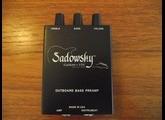 Sadowsky Outboard Bass Preamp