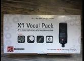 sE Electronics X1 Vocal Pack