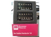 Seymour Duncan Hot Rodded Humbucker SH-4 and SH-2 Set