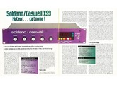 Soldano X-99 MIDI Motorized Preamp