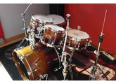 Sonor Ascent Studio Set - Chrome & Ebony Stripes