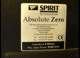 Soundcraft Spirit Absolute Zero