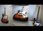 Squier Affinity Jazz Bass 2013