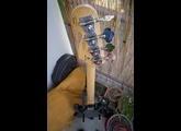 Squier Deluxe Jazz Bass IV Active