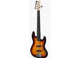 Squier Deluxe Jazz Bass V Active (33360)