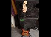 Squier Deluxe Jazz Bass V Active