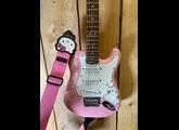 Squier Hello Kitty Mini Strat