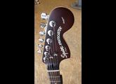 Squier Satin Trans Fat Stratocaster HSS