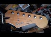 Squier Silver Stratocaster