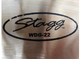 """Stagg Wind Gong 22"""" with Beater (87524)"""