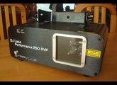 Stairville DJ lase 150 RGY DMX