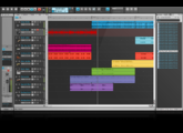 music creator 6 track view