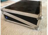 Swan Flight Single Level Guitar Pedal Board Case Size 3