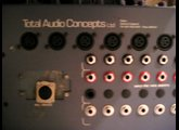 TAC - Total Audio Concepts Bac d'extension 8 pistes