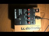 TC Electronic BLD Booster+Distortion