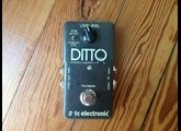 TC Electronic Ditto Stereo Looper (72281)