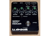 TC Electronic Sustain+ Parametric Equalizer