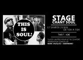 Stage Chant Soul Rimshot