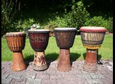 "Toca Percussion 10"" Freestyle II Djembe -SC"