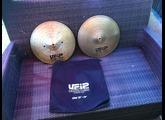 "UFIP Rough Hi-Hat 14"""