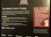 Universal Audio UAD2 Duo Custom