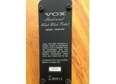 Vox V846-HW Handwired Wah Wah Pedal