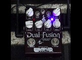 Wampler Pedals Dual Fusion